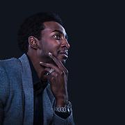 Utah Jazz Leap n' Leaners fundraiser photos at the Energy Solutions Arena in Salt Lake City, Utah Thursday April 2, 2015. (August Miller)