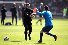 Swansea City v Everton - 14 April 2018