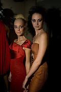 MODELS, Action Aid UK - charity fashion show - celeb update<br />Crystal Club, 78 Wells Street, London,  *** Local Caption *** -DO NOT ARCHIVE-© Copyright Photograph by Dafydd Jones. 248 Clapham Rd. London SW9 0PZ. Tel 0207 820 0771. www.dafjones.com.