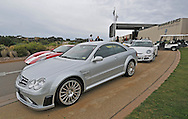 2008 Mercedes Benz AMG CLK 63 Black Series (Iridium Silver) .Corporate Drive Day with Octane Events & The Supercar Club.Moonah Links Golf Course, Mornington Pennisula, Victoria .6th-7th of August 2009 .(C) Joel Strickland Photographics