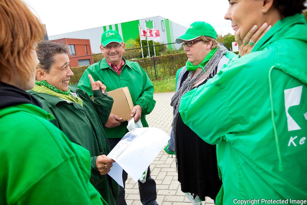 365940-Actie van ACV in industriepark Heultje-Lossing Heultje
