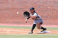 07 May 2016: Louisville's Danny Rosenbaum. The University of North Carolina Tar Heels played the University of Louisville Cardinals in an NCAA Division I Men's baseball game at Boshamer Stadium in Chapel Hill, North Carolina.