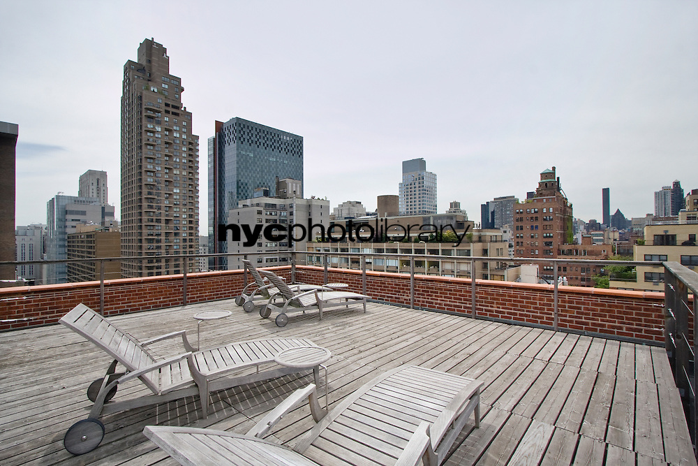 Roof Deck at 315 East 70th St, Manhattan, NY