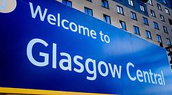 Welcome to Glasgow Central display board<br /> <br /> (c) Andrew Wilson | Edinburgh Elite media
