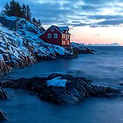 Sørvågen, Lofoten, Norway, Europe