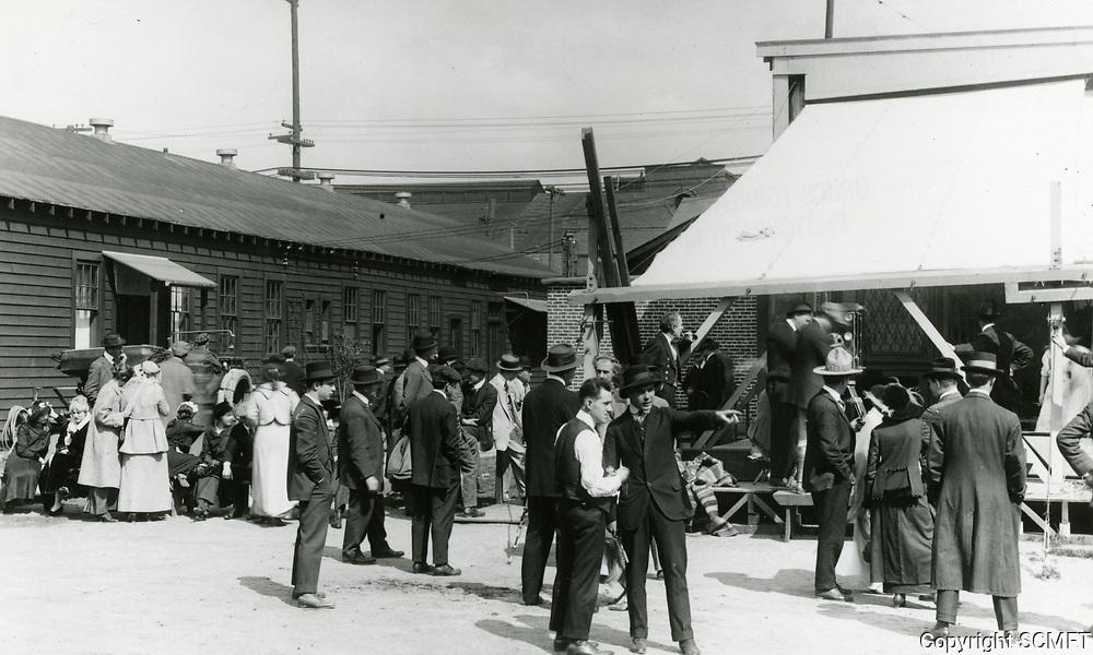 1914 Biograph Studios