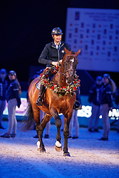 Levalois Eric ,FRA, Diamant de Semilly<br /> LONGINES FEI World Cup™ Finals Paris 2018<br /> © Hippo Foto - Dirk Caremans<br /> 14/04/2018