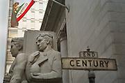 Pacific Coast Stock Exchange and Century Street...Photo by Jason Doiy