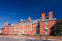 Architectural Photography of the MD House of Delegates in Annapolis.