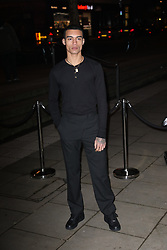Reece King arrives at the Late Fabulous Fund Fair at the Roundhouse in London during the Autumn/Winter 2019 London Fashion Week. PRESS ASSOCIATION. Picture date: Monday February 18, 2019. Photo credit should read: Isabel Infantes/PA Wire