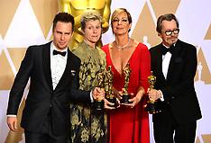 The Academy Awards 2018