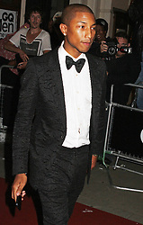 Pharrell Williams, GQ Men of the Year Awards 2013, Royal Opera House, London UK, 29 August 2013, (Photo by Brett D. Cove)
