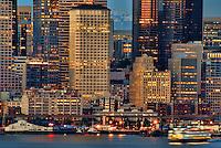 Waterfront, Downtown Seattle