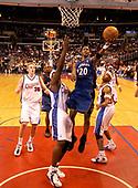 NBA-Washington Wizards at LA Clippers-Mar 25, 2004