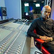 NLD/Amsterdam/20130917 - Rapper Mr. Probz,