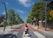pedestrian crossing a zebra crossing ashford kent