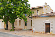 The main building at Chateau Clinet  Pomerol  Bordeaux Gironde Aquitaine France
