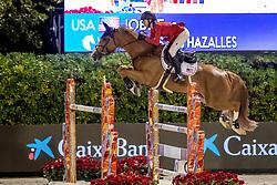 Jobs Eve, USA, Venue d'Fees des Hazalles<br /> Longines FEI Jumping Nations Cup Final<br /> Challenge Cup - Barcelona 2019<br /> © Dirk Caremans<br />  05/10/2019