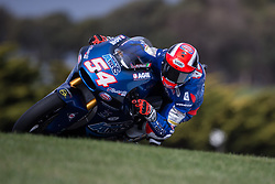 October 20, 2017 - Phillip Island, Australie - MATTIA PASINI - ITALIAN - ITALTRANS RACING TEAM - KALEX (Credit Image: © Panoramic via ZUMA Press)