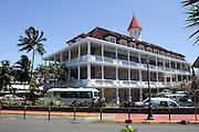 Papeete, Tahiti, French Polynesia. hotel de ville