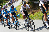 Egan Bernal (COL - Team Sky) during the Tour de France 2018, Stage 4, Team Time Trial, La Baule - Sarzeau (195 km) on July 10th, 2018 - Photo Luca Bettini / BettiniPhoto / ProSportsImages / DPPI