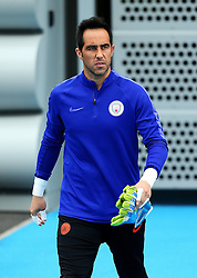 Claudio Bravo of Manchester City walks out to train - Mandatory by-line: Matt McNulty/JMP - 12/09/2016 - FOOTBALL - Manchester City - Training session ahead of Champions League Group C match against Borussia Monchengladbach