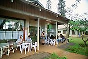 Blue Ginger Cafe, Lanai Hawaii ..