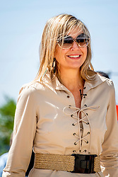 Queen Maxima of The Netherlands visits beer brewery Habesha in Debre Berhan, Ethiopia, May 14, 2019. Queen Maxima visits Ethiopia in her capacity of United Nations Secretary General's Special Advocate for Inclusive Finance for Development. Photo by Robin Utrecht/ABACAPRESS.COM