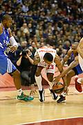 DESCRIZIONE : Milano Eurolega Euroleague 2013-14 EA7 Emporio Armani Milano Real Madrid<br /> GIOCATORE : Keith Langford<br /> CATEGORIA : Palleggio<br /> SQUADRA : EA7 Emporio Armani Milano<br /> EVENTO : Eurolega Euroleague 2013-2014<br /> GARA : EA7 Emporio Armani Milano Real Madrid<br /> DATA : 05/12/2013<br /> SPORT : Pallacanestro <br /> AUTORE : Agenzia Ciamillo-Castoria/G.Cottini<br /> Galleria : Eurolega Euroleague 2013-2014  <br /> Fotonotizia : Milano Eurolega Euroleague 2013-14 EA7 Emporio Armani Milano Real Madrid<br /> Predefinita :