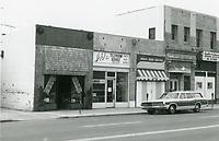 1974 Shops on Beverly Blvd. near Larchmont Blvd.