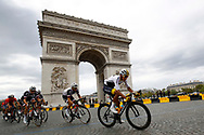 Egan Bernal (COL - Team Sky), Arc de Triomphe, during the 105th Tour de France 2018, Stage 21, Houilles - Paris Champs-Elysees (115 km) on July 29th, 2018 - Photo Luca Bettini / BettiniPhoto / ProSportsImages / DPPI
