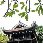 One Pillar Pagoda / Hanoi / Vietnam