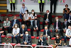 MINISTRO VINCENZO SPADAFORA<br /> SUPERCOPPA 2020-2021 PALLAVOLO FEMMINILE <br /> IMOCO VOLLEY CONEGLIANO - UNET E-WORK BUSTO ARSIZIO <br /> VICENZA 06-09-2020<br /> FOTO FILIPPO RUBIN