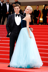 attending the 'La belle époque' premiere during the 72nd Cannes Film Festival at the Palais des Festivals. 20 May 2019 Pictured: Oliver Cheshir and Pixie Lott. Photo credit: MEGA TheMegaAgency.com +1 888 505 6342