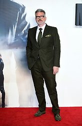 Christopher McQuarrie attending the Mission: Impossible Fallout premiere at the BFI Imax, Waterloo, London.