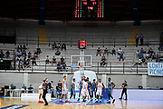 Spettatori durante il Girone A di Eurosport Supercoppa 2020 tra Openjobmetis Varese - S.Bernardo Cantu , Desio 07September 2020.<br /> Foto Mattia Ozbot / Ciamillo-Castoria