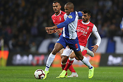 November 10, 2018 - Porto, Porto, Portugal - Porto's Algerian forward Yacine Brahimi in action during the Premier League 2018/19 match between FC Porto and SC Braga, at Dragao Stadium in Porto on November 9, 2018. (Credit Image: © Dpi/NurPhoto via ZUMA Press)