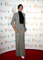 Ella Balinska at The BAFTA Nominations, London, UK