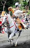 YABUSAME: HORSEBACK ARCHERY RITUAL