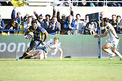 RUGBY - CHAMPIONS CUP - 2017<br /> nakaitaci (noa)<br /> maunder (jack)