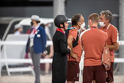 Johner Mélody, SUI, Toubleu de Rueire, 267<br /> Olympic Games Tokyo 2021<br /> © Hippo Foto - Tomas Holcbecher<br /> 30/07/2021
