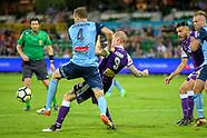 Rnd 25 Perth Glory v Sydney FC