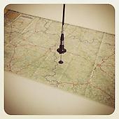 la carte et le territoire   instaGRAM