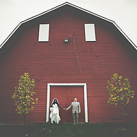 Wedding Photos by Connie Roberts Photography<br /> Red Barn
