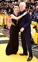 Kate McKinnon (left) and Richard Curtis attending the Yesterday UK Premiere held in London, UK.