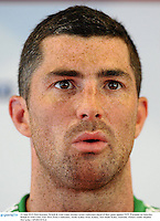 14 June 2013; Rob Kearney, British & Irish Lions, during a press conference ahead of their game against NSW Waratahs on Saturday. British & Irish Lions Tour 2013, Press Conference, North Sydney Oval, Sydney, New South Wales, Australia. Picture credit: Stephen McCarthy / SPORTSFILE