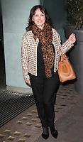 LONDON - DECEMBER 13: Arlene Phillips attended the English National Ballet Christmas Party at St Martins Lane Hotel, London, UK. December 13, 2012. (Photo by Richard Goldschmidt)