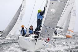 , Kiel - Kieler Woche 17. - 25.06.2017, J - 80 - GER 1424 - Ja Schatz - Ulf PLEßMANN - Altländer Yachtclub e. V蟨