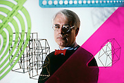 Peter Eisenman, an American Architect who draws his inspiration from philosophy and linguistics to design complex structures.
