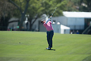 Billy Hurley III (USA) during the Second Round of the The Arnold Palmer Invitational Championship 2017, Bay Hill, Orlando,  Florida, USA. 17/03/2017.<br /> Picture: PLPA/ Mark Davison<br /> <br /> <br /> All photo usage must carry mandatory copyright credit (© PLPA | Mark Davison)